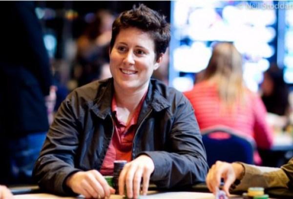 Vanessa Selbst - Poker