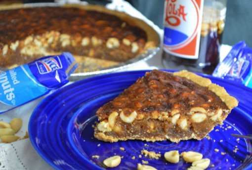 Pepsi and Peanuts Pie