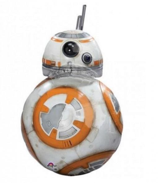 BB-8 Shaped Foil Balloon