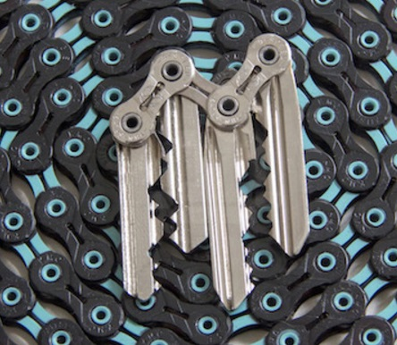 Bicycle Chain Key Holder