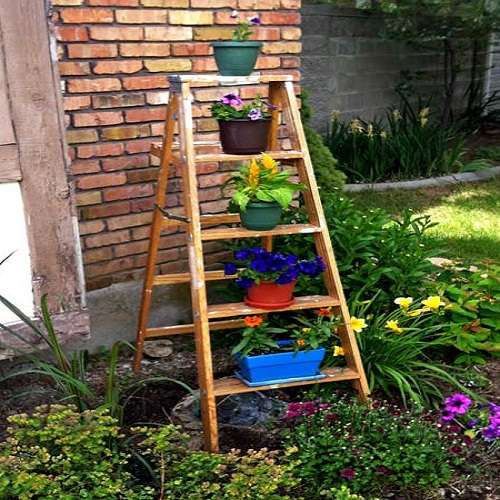 Top 10 Ways To Recycle and Reuse Ladders