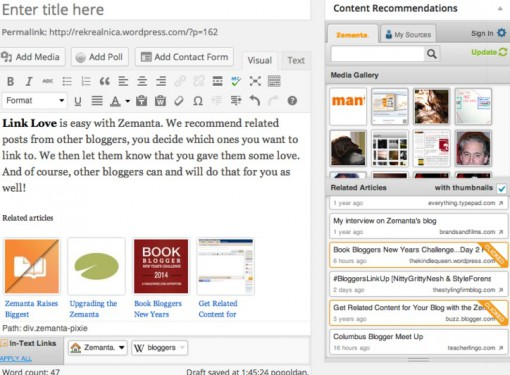 Grow Your Blog: Related Post Share