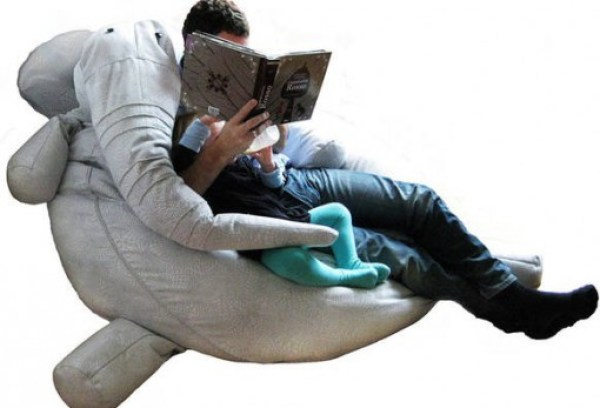 Elephant Bean Bag