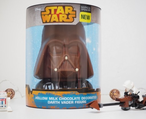 Darth Vader Chocolate Gift for Easter