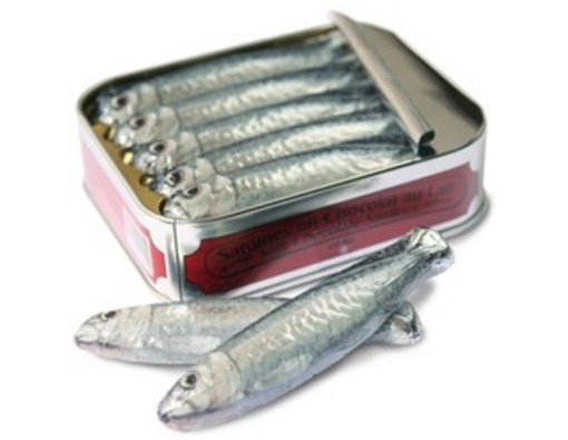 Sardines Chocolate Gift for Easter
