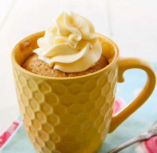 Top 10 Quick & Easy Recipes For Microwave Mug Cakes