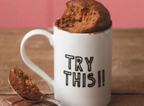 Classic Chocolate Mug Cake