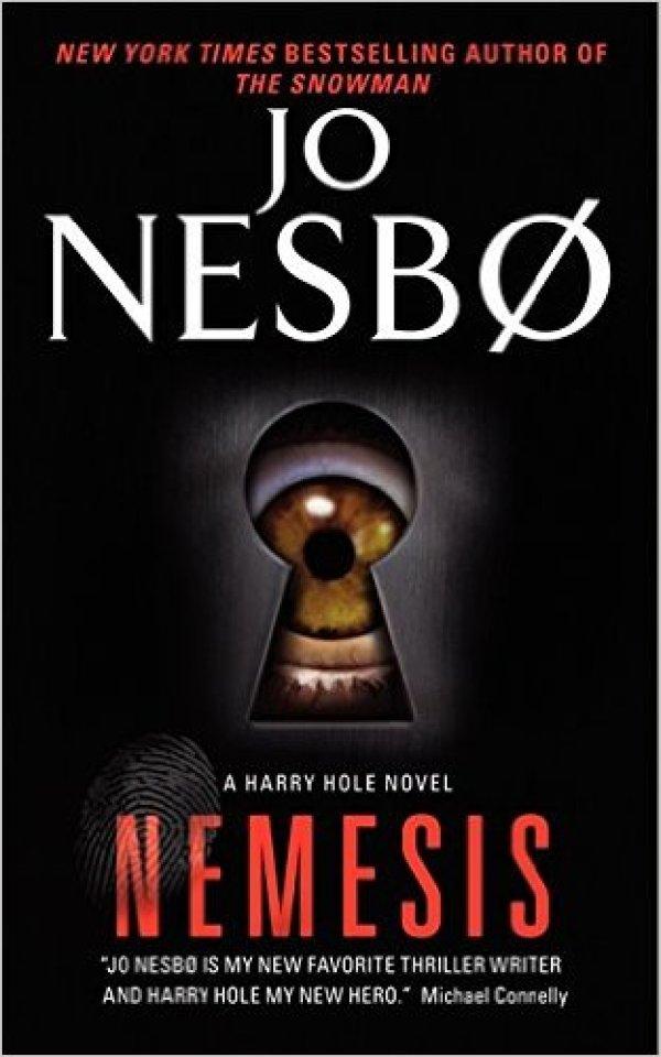 "Jo Nesbo ""Nemesis."""