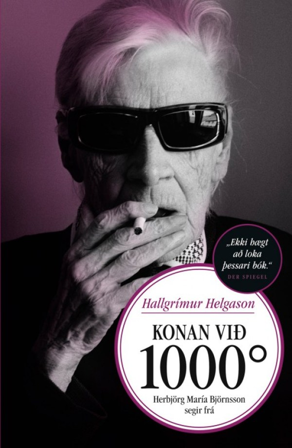 "Hallgrimur Helgason ""The Woman at 1000°"""