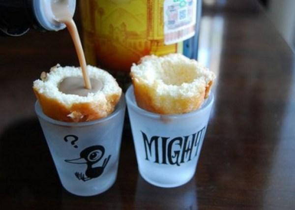 Donut Edible Shot Glass