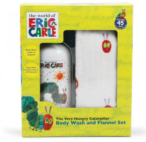 The Very Hungry Caterpillar Bath Time Gift