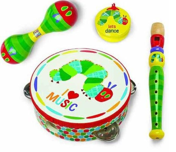 The Very Hungry Caterpillar Instrument Gift Set