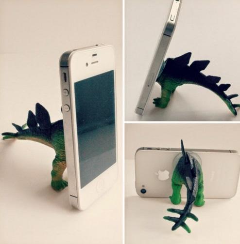 Toy Dinosaur Phone Tripod