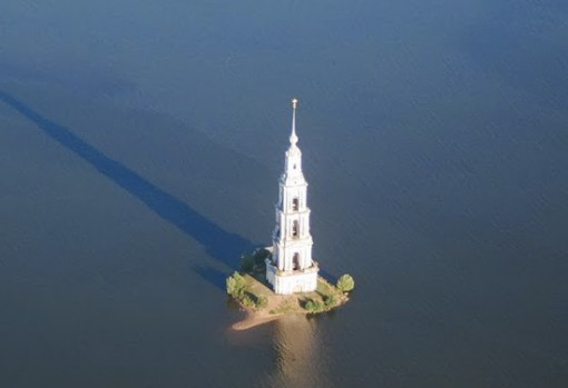 The Kalyazin Bell Tower, Tver Oblast