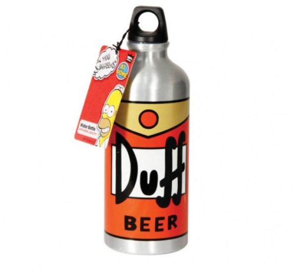 Duff Beer Water Bottle