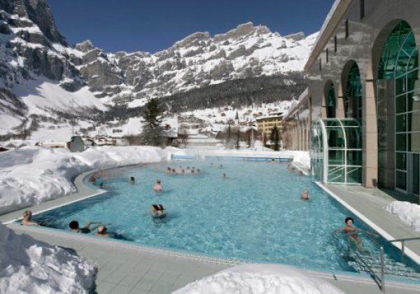 Ski Slope Spas