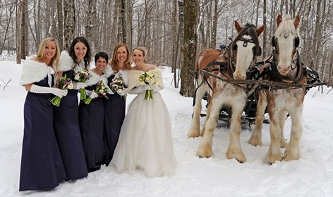 Ski Slope Weddings