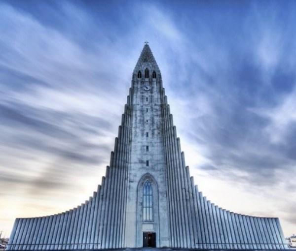 The Church of Hallgrímur, Reykjavík