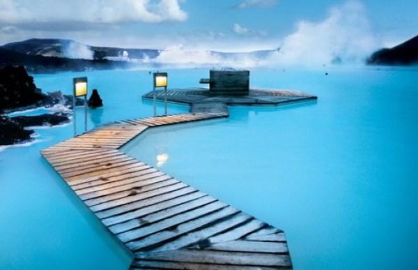 Blue Lagoon, Grindavík