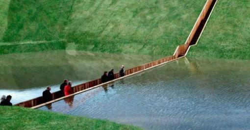 The Moses Bridge, North Brabant