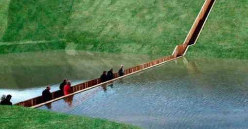 The Moses Bridge, North Brabant
