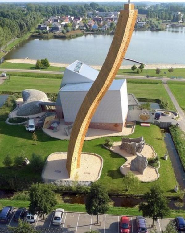 The Excalibur Tower, Groningen