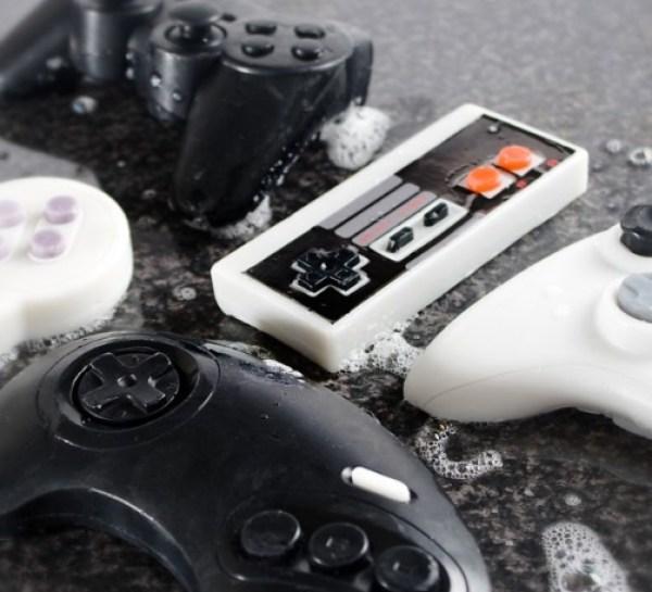 Game Controller Soap