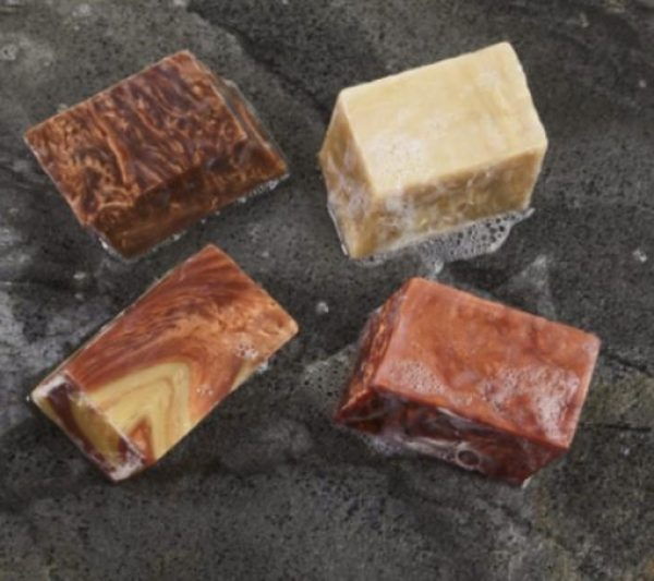 Wood Scented Soap