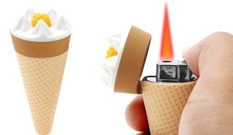 Ice Cream Lighter