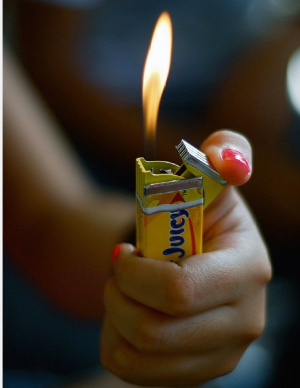 Juicy Fruit Lighter