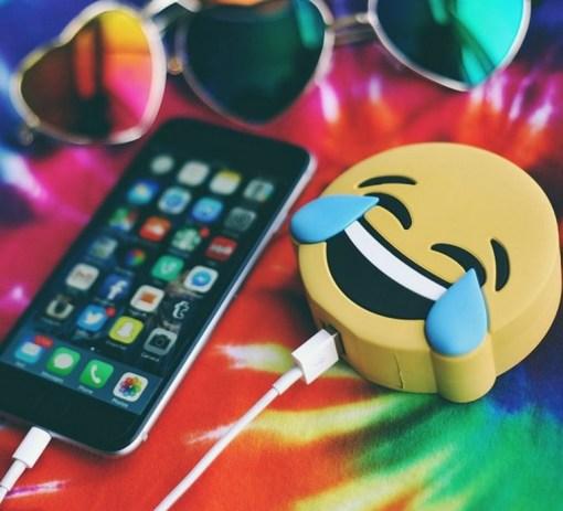 Tears Of Joy Portable Power Bank