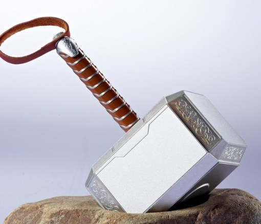 Thor's Hammer Portable Power Bank