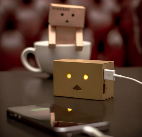 Danbo Portable Power Bank
