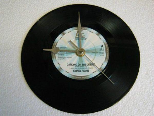 Lionel Richie Vinyl Record Wall Clock