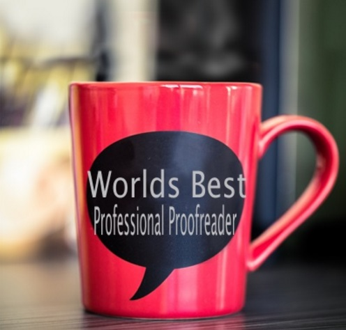 To Become a Blogger You Need to be a Professional Proofreader