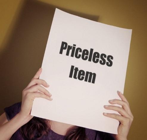 Priceless Item