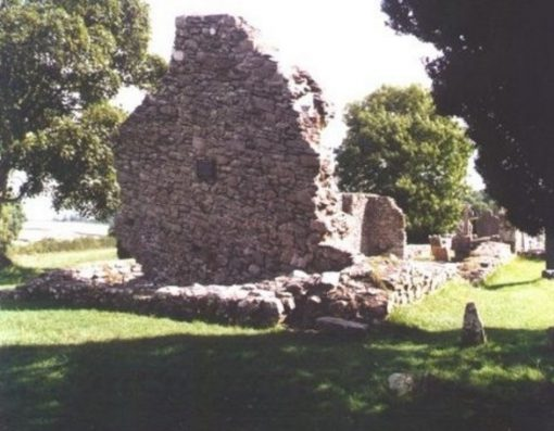The Kildemock Wall, Louth