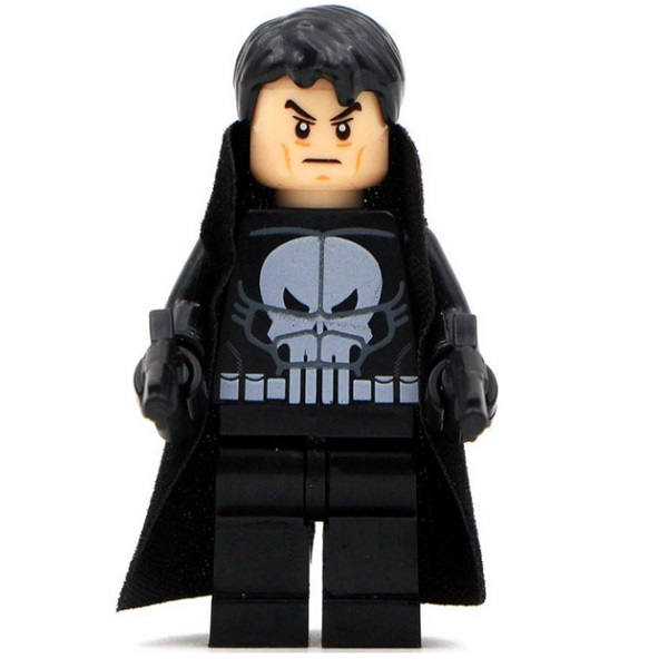 The Punisher Minifigure