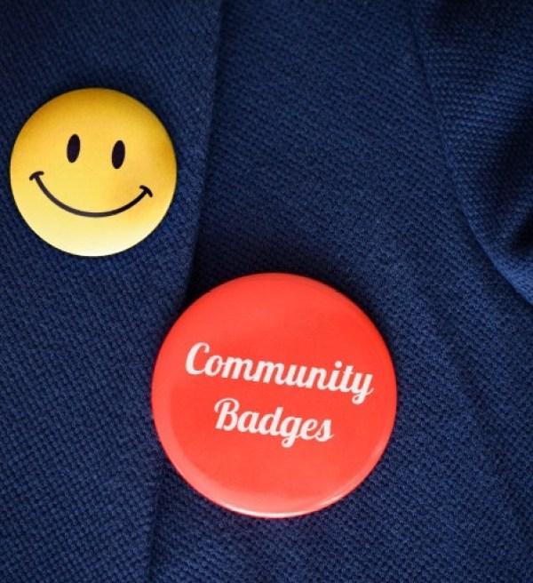 Community Badges
