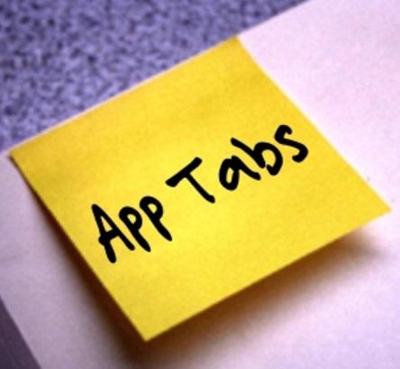 App Tabs