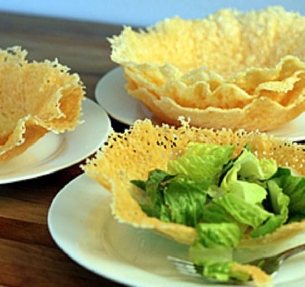 Cheese Bowls