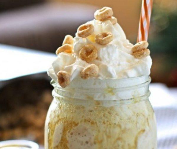 Cheerios Milkshake