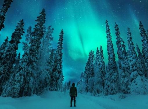 Aurora Borealis, Pello