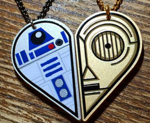 Star Wars Friendship Necklace