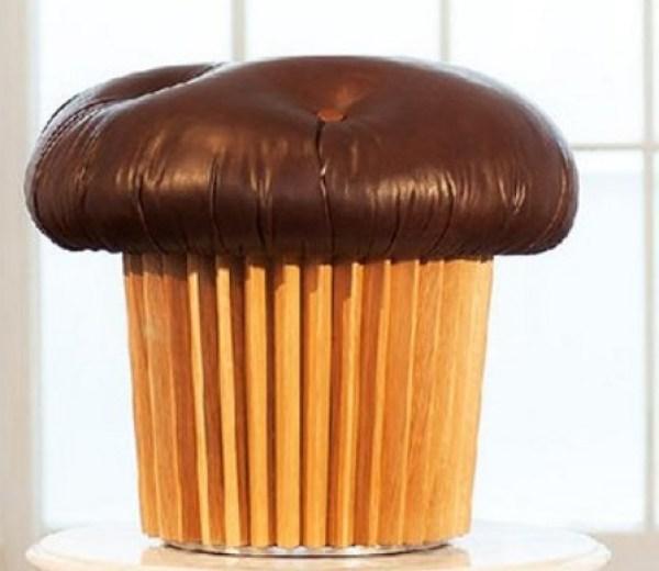 Muffin Pouffe