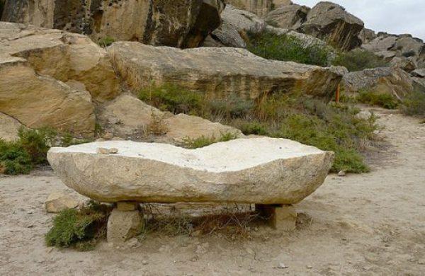 Musical Stone of Gobustan, Baku