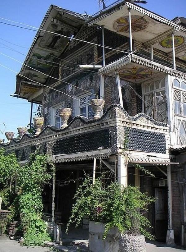 Bottle House of Ganja, Ganja