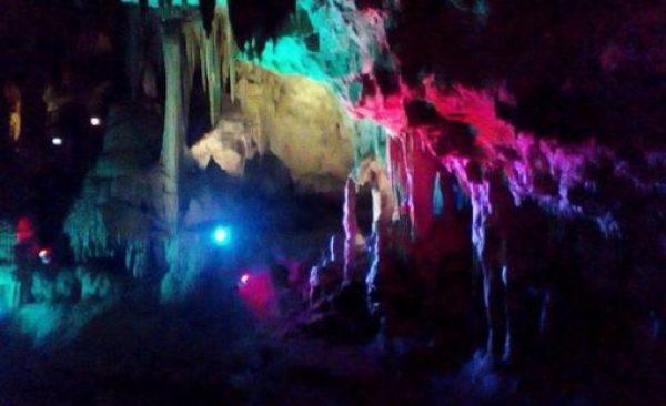 Prometheus Cave, Imereti