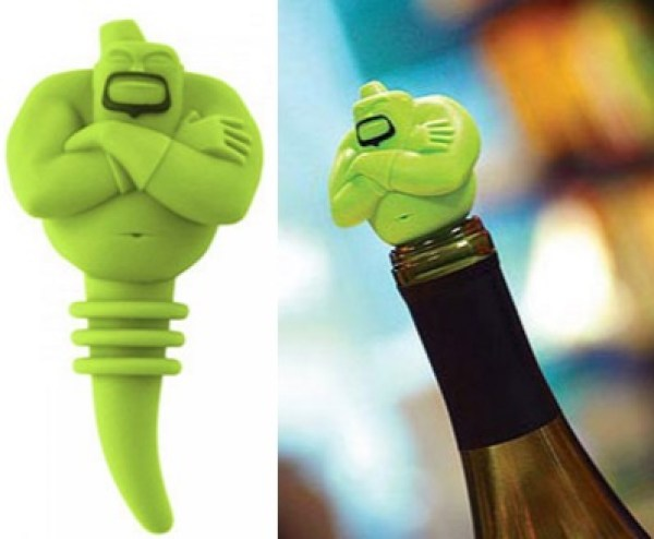 Genie Wine Bottle Stoppers