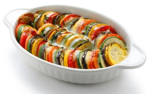 Top 10 Beautiful Simple Ways To Make a Vegetable Gratin